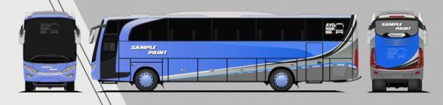 Livery Jetbus HD