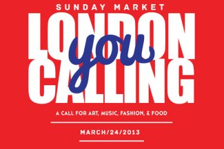 Sunday Market: London Calling - Ayorek Events