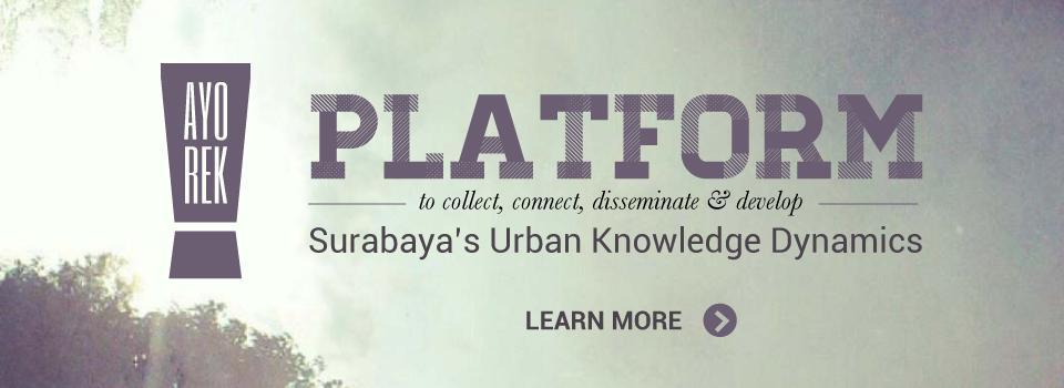 Ayorek Surabaya urban knowledge dynamics platform