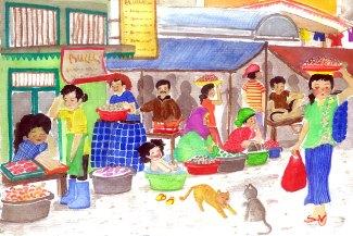 Memetakan & Menggambarkan Kampung Arab