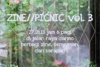 Zine // Picnic Vol 3
