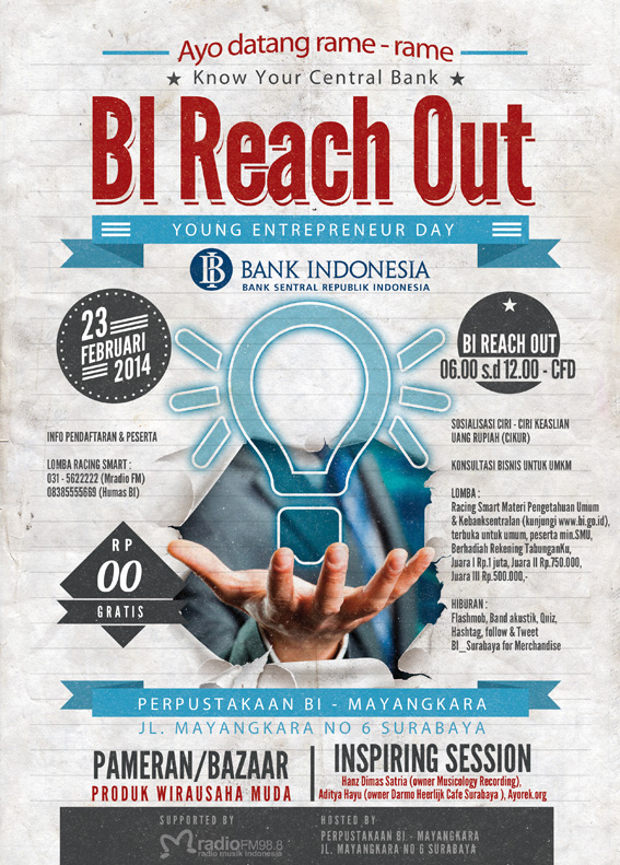 BRO - Bank Indonesia Reach Out