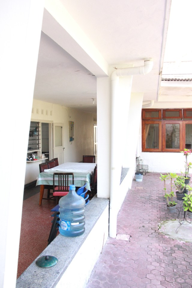 Rumah Salim Martak.
