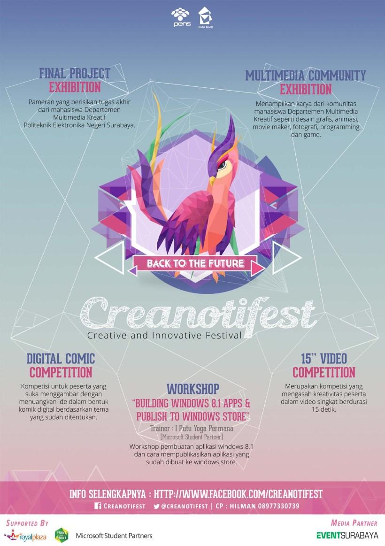 Poster-Creanotifest