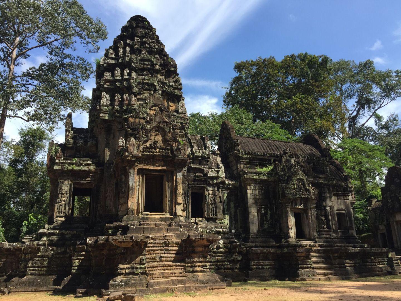 Thommanon Siem Reap Temples