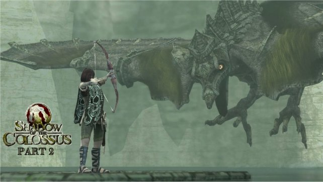 Shadow of the Colossus Part 2
