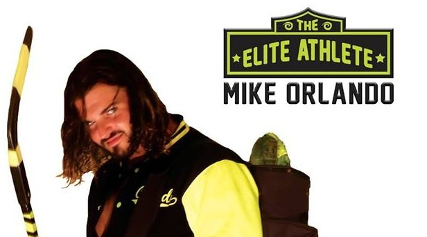 AYP WRESTLING PODCAST: THE ELITE ATHLETE MIKE ORLANDO