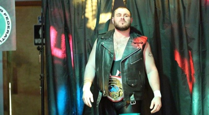 EXCLUSIVE: THE BIG SLAMBINO SPEAKS ABOUT PWF AND BLACK REIGN