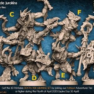 Death-Tide Jurakins