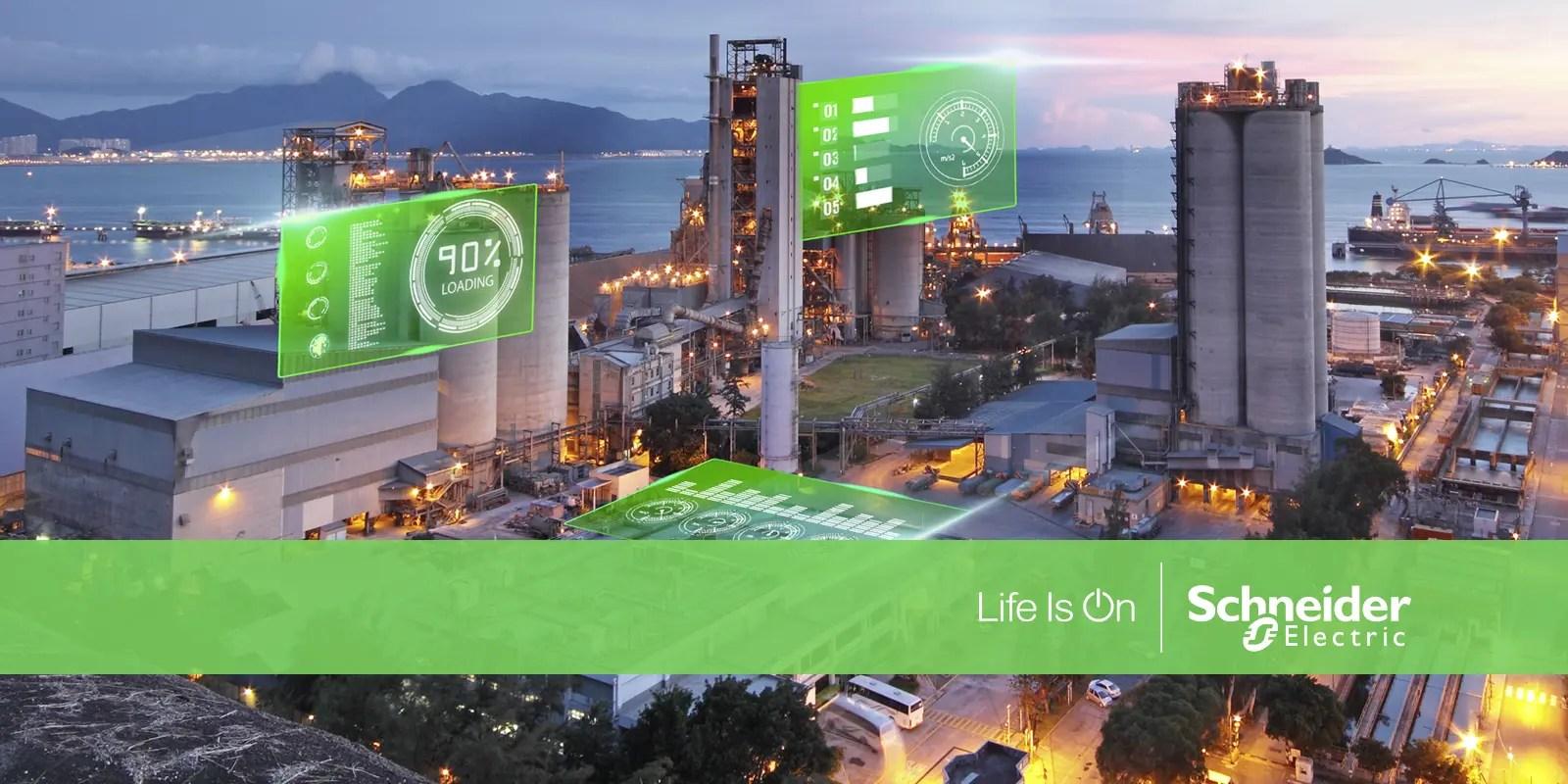 Schneider Electric presenta EcoStruxure Plant para las industrias de procesos en ACHEMA 2018