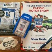 NEC Classic Motor Show Top Trumps
