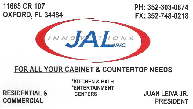 JAL Innovations Inc.
