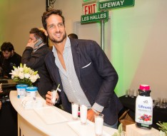 Feliciano Lopez at Lifeway station