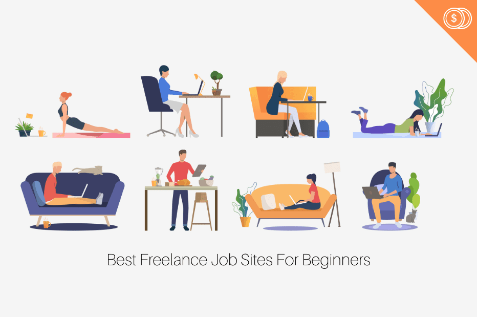 5 Best Freelance Job Sites For Beginners To Make An Easy Side Income