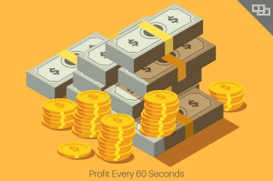 Turn $1 Into Profit Every 60 Seconds As A Beginner