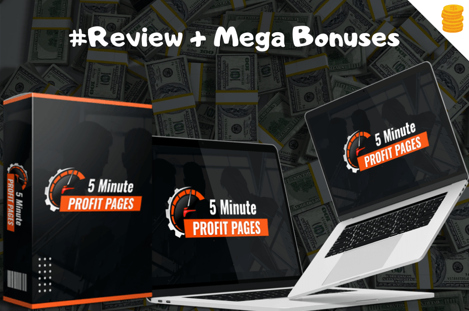5 minute profit pages review and bonus