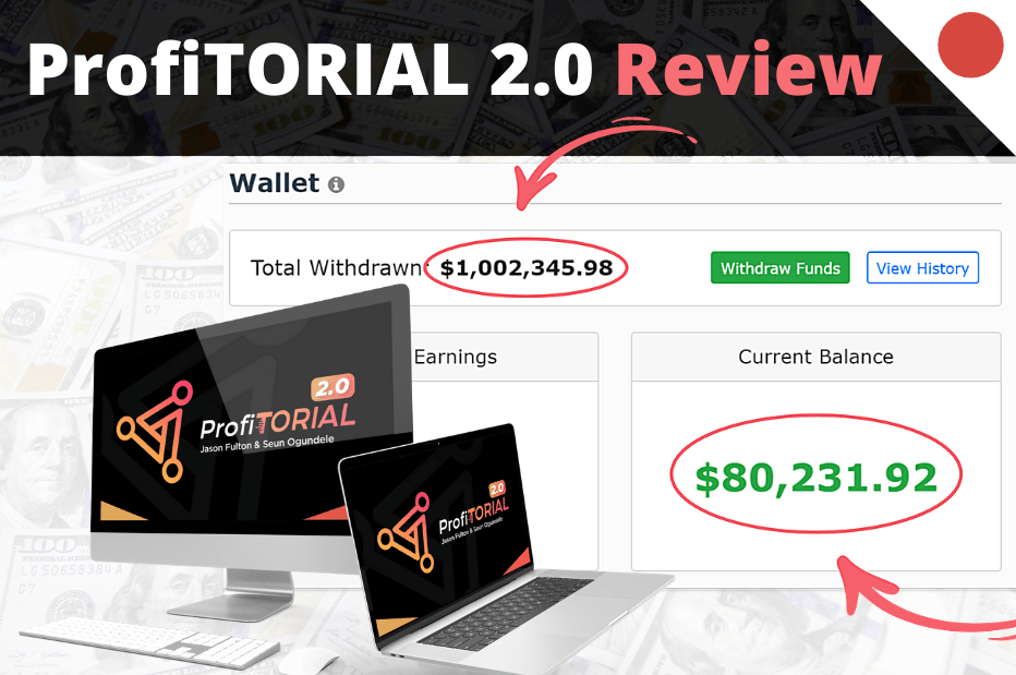 Profitorial 2.0 Review