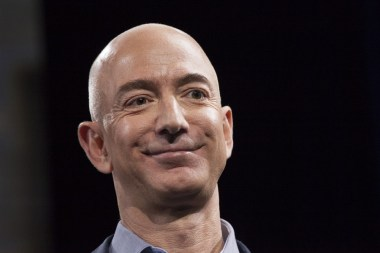 Amazon Ceo'su Jeff Bezos
