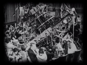Image result for Phantom of the Opera 1925 chandelier
