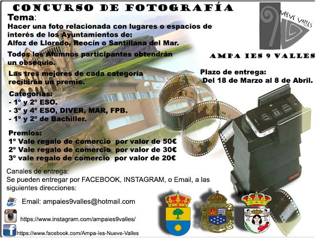 Cartel de fotografía