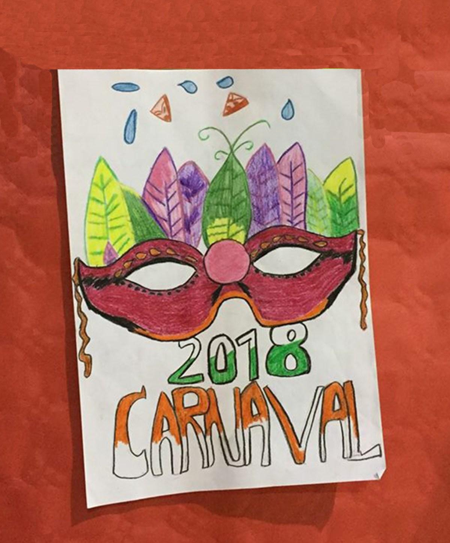 cartel ganador carnaval 2018