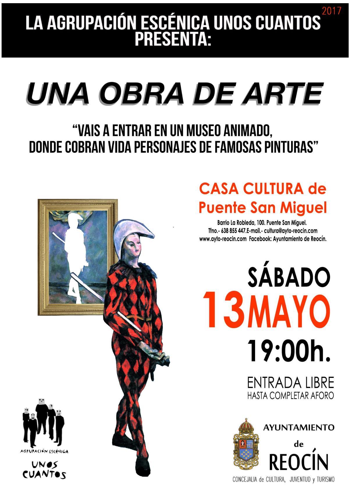 CARTEL UNA OBRA DE ARTE 13MAYO2017-1