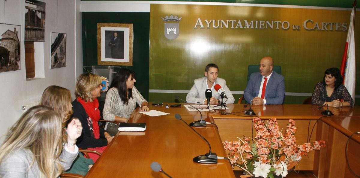 Presentada campaña por la igualdad y contra la violencia de género de la Mancomunidad Altamira-Los Valles