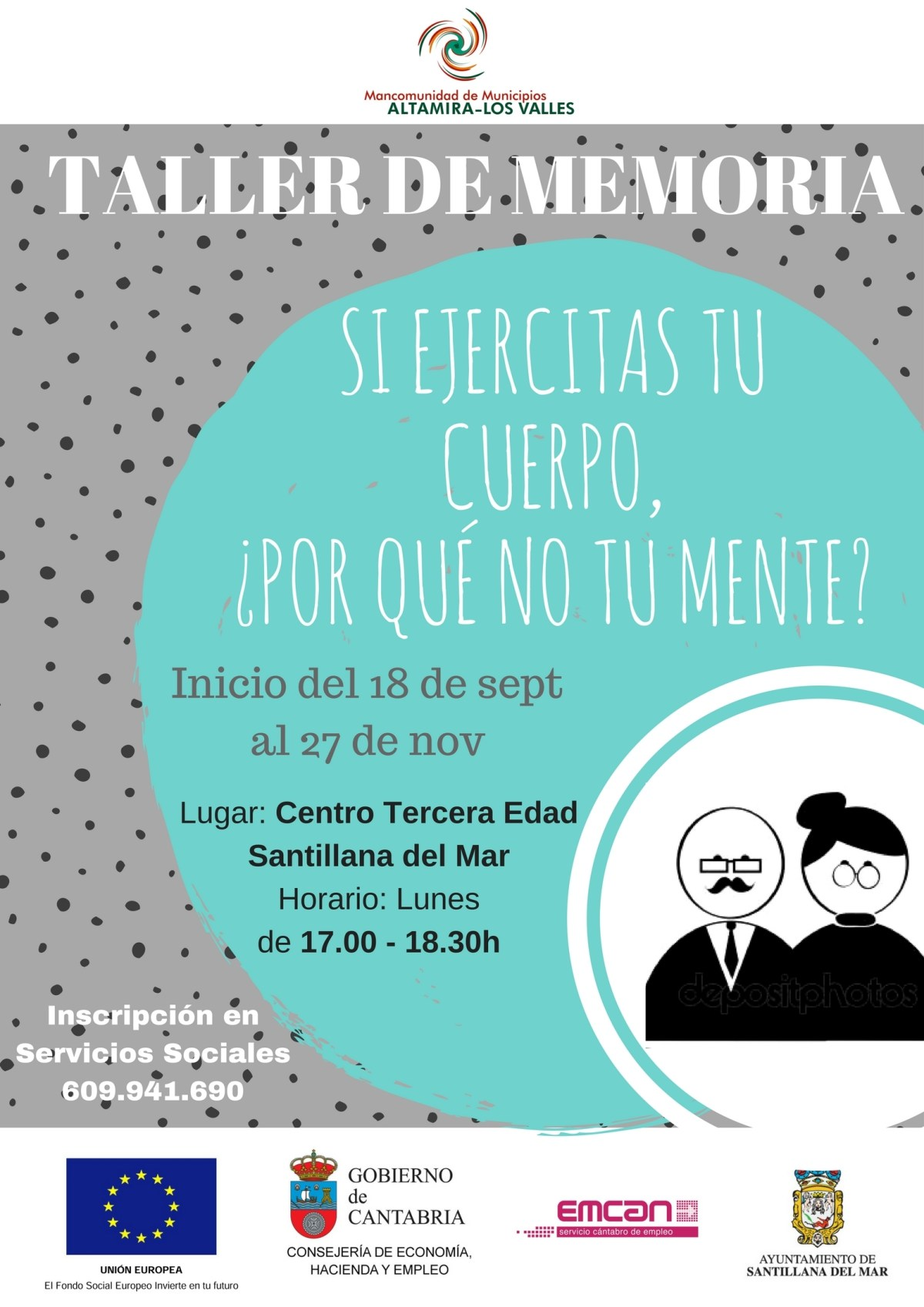 Santillana Memoria