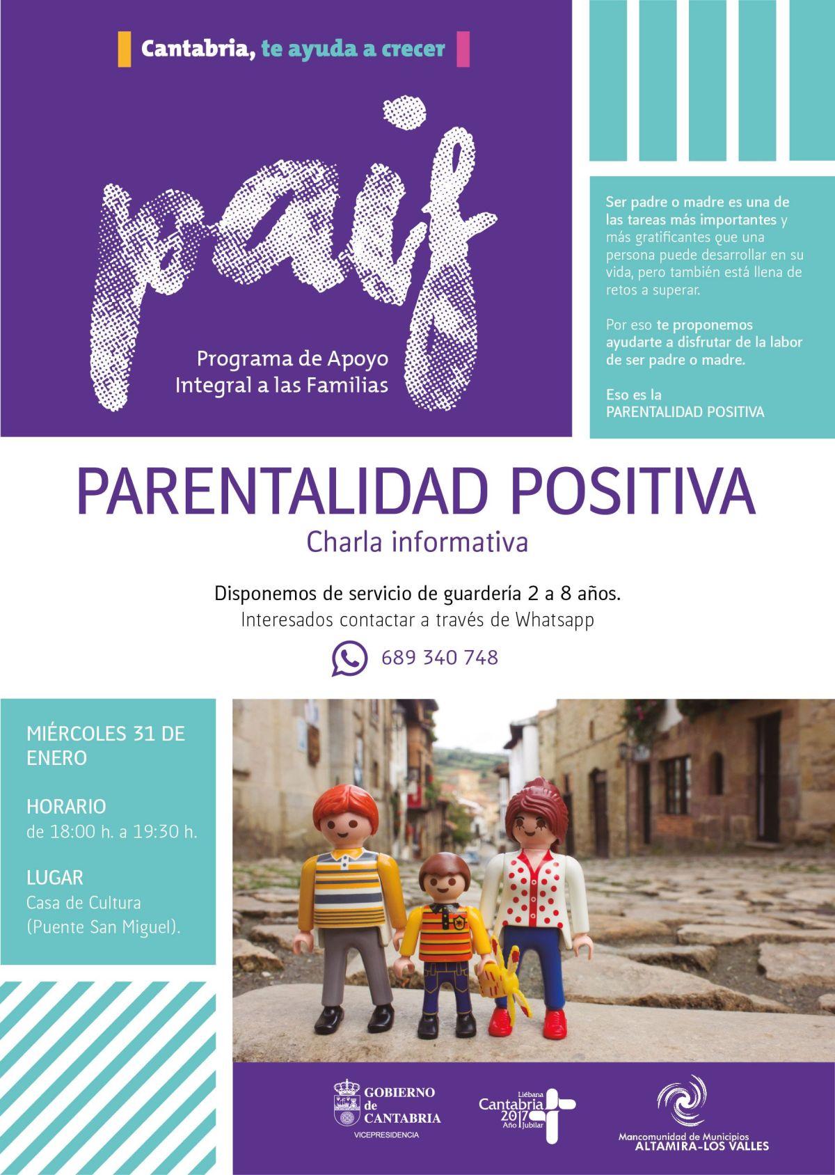 Cartel_EncuentroPAIF_Familias