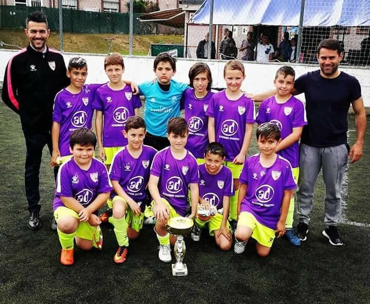 CAMPEONES REOCIN CUP CATEGORIA BENJAMINES 2008