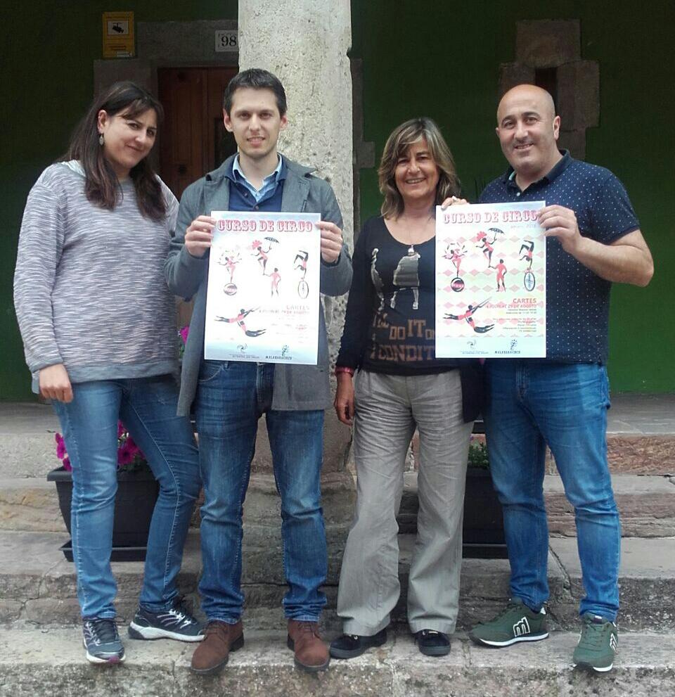 Foto Curso de Circo en Cartes
