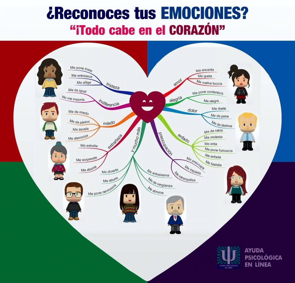 Reconocer Nuestras Emociones Clave De La Inteligencia