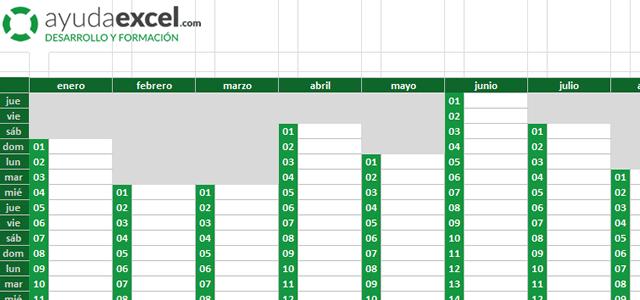 calendario-lineal-vertical-por-dia-de-la-semana