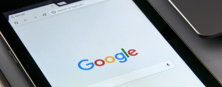 Búsqueda de Google en movil