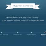 Fin migración