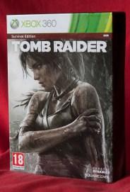 Déballage Tomb Raider Xbox 360 (11)