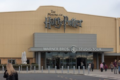 Warner Bros. Studio Tour London The Making of Harry Potter (10)