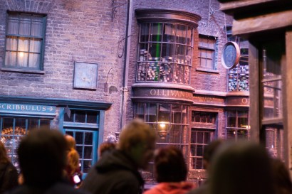 Warner Bros. Studio Tour London The Making of Harry Potter (227)