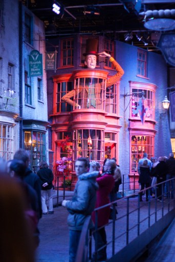 Warner Bros. Studio Tour London The Making of Harry Potter (231)
