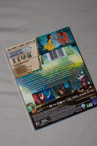 Tarzan Blu-ray (3)