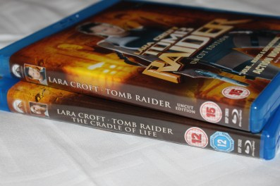 Tomb Raider 1 & 2 Blu-ray (3)