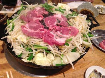 Gengkhis Khan. Makanan Khas Hokkaido