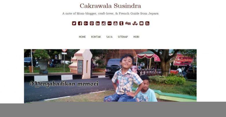 Cakrawala Susindra. Susindra.com
