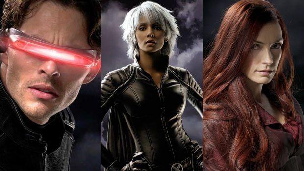 cyclops - storm - jean. Kadang suka merasa klo cyclops sama abang mirip, hahaha, poninya kali ya