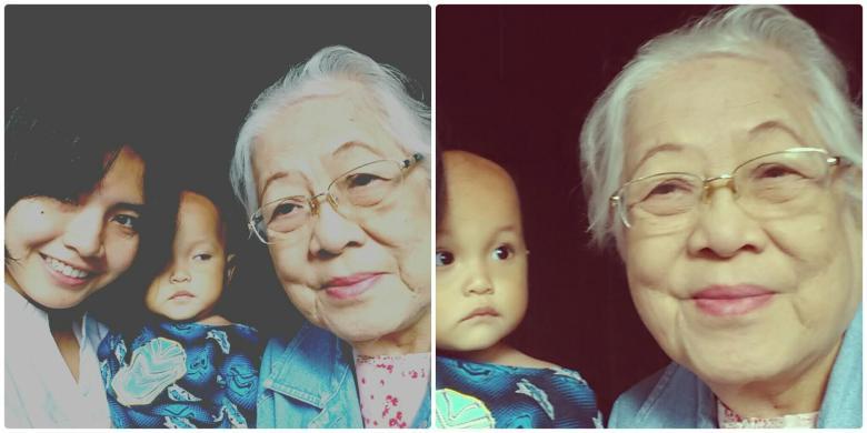 Kami dan Ibu