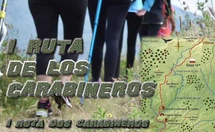 I Ruta  de los Carabineros con Portugal