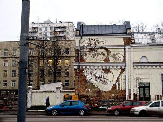 Kota dengan Seni Jalanan Terbaik di Dunia - Seni-Jalanan-Lukisan-Mural-di-Kota-Moskow-di-Rusia-2