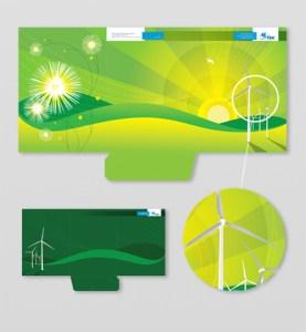 Contoh Desain Company Profile Kover Portofolio
