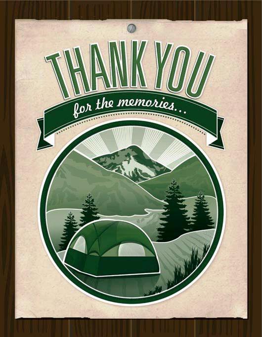 Desain Kartu Ucapan Terima Kasih - Contoh Desain Grafis Kartu Ucapan Terima Kasih-33