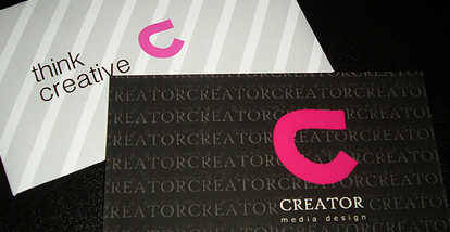 Desain Kartu Nama Inspiratif
